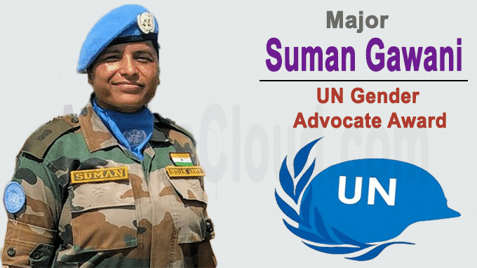 Suman Gawani to be honoured with UN Gender Advocate Award