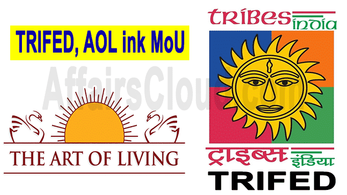 TRIFED, AOL ink MoU to promote tribal enterprises