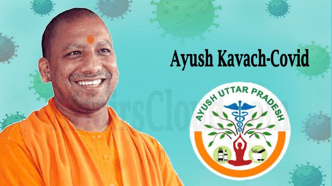 Uttar Pradesh CM Yogi Adityanath launches Ayush Kavach-Covid App