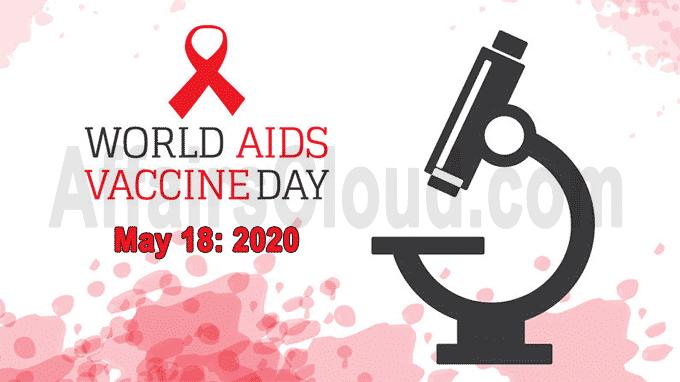 World AIDS Vaccine Day 2020