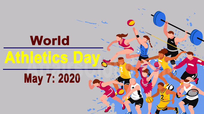 World Athletics Day 2020