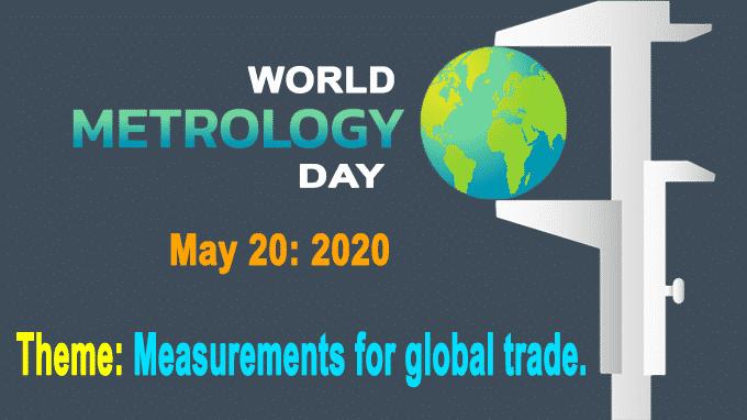 World Metrology Day 2020