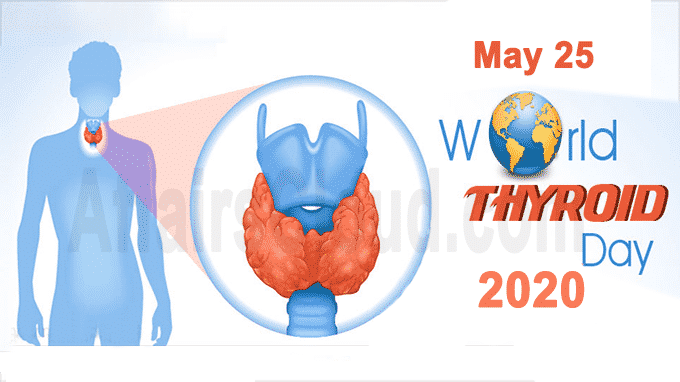 World Thyroid Day May 25 2020