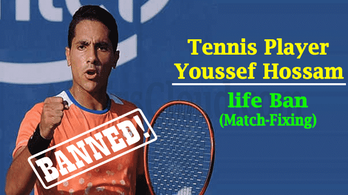 Youssef Hossam gets life ban for match-fixing