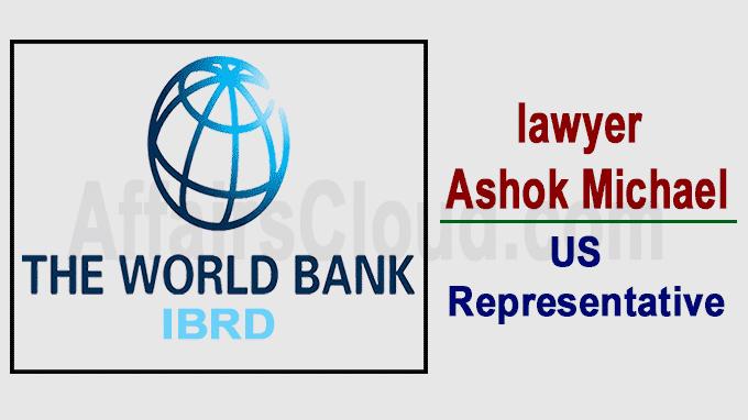 lawyer Ashok Michael Pinto as US representative