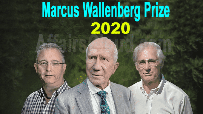 marcus wallenberg prize 2020