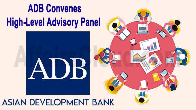 ADB Convenes High-Level Advisory Panel