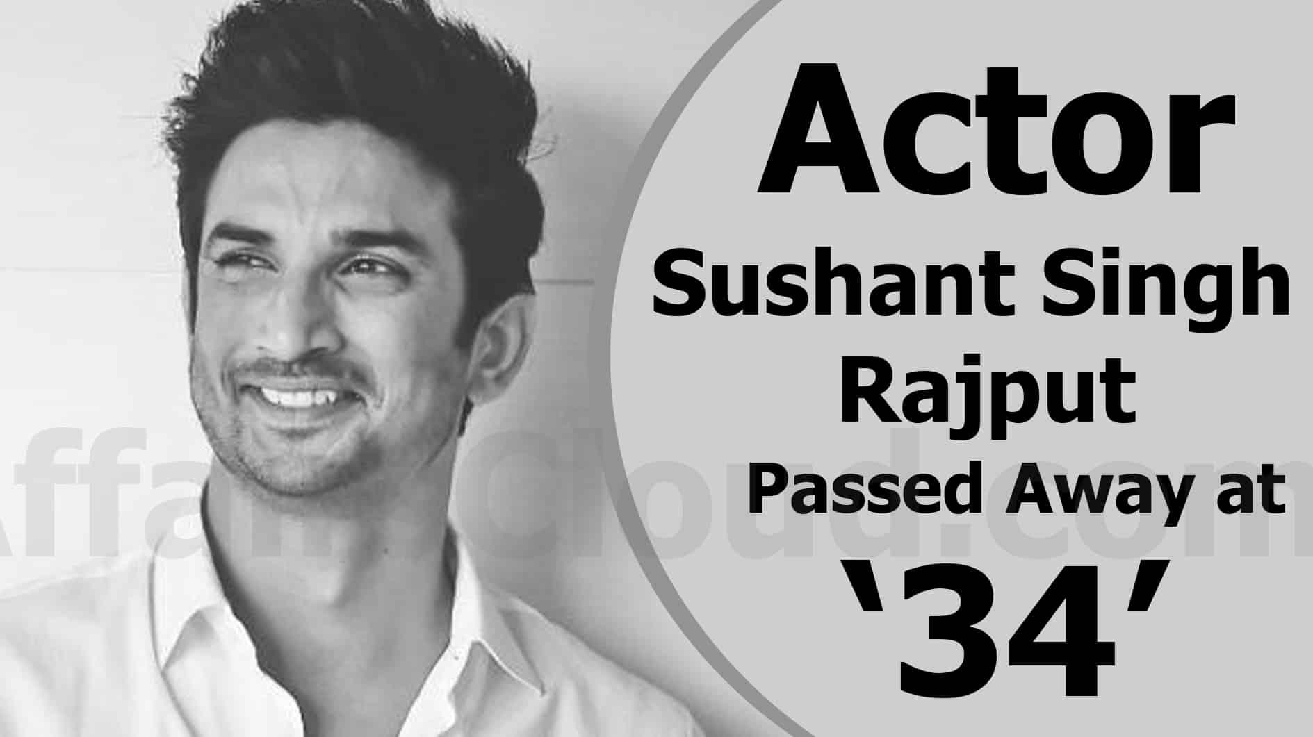 Actor-Sushant-Singh-Rajput