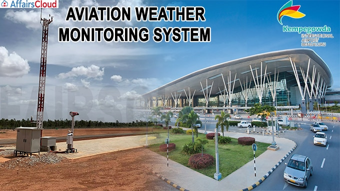 Bangalore Airport Aviation Weather Monitoring System