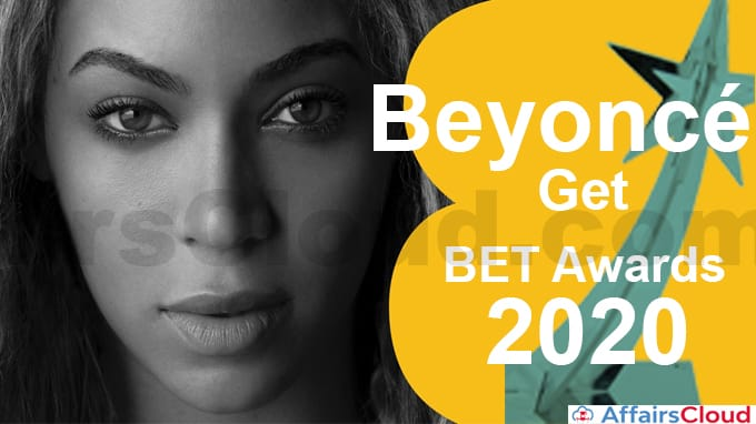 Beyoncé-to-get-Humantarian-Award-at-'BET-Awards-2020'-for-her-philanthropic-work