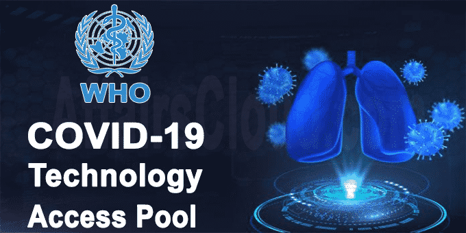 COVID-19 Technology Access Pool