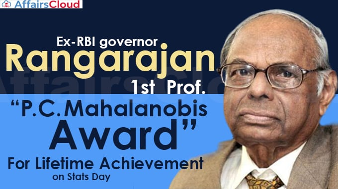 Ex-RBI-governor-Rangarajan new
