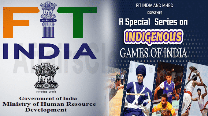 Fit India and MHRD launch special films to promote indigenous sports of India