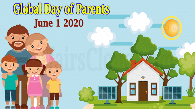 Global Day of Parents 2020