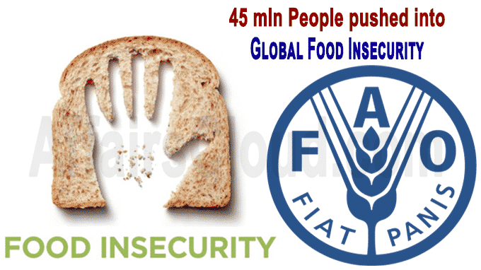Global Food Insecurity FAO