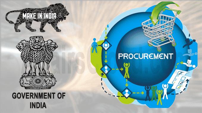 Govt changes public procurement rules