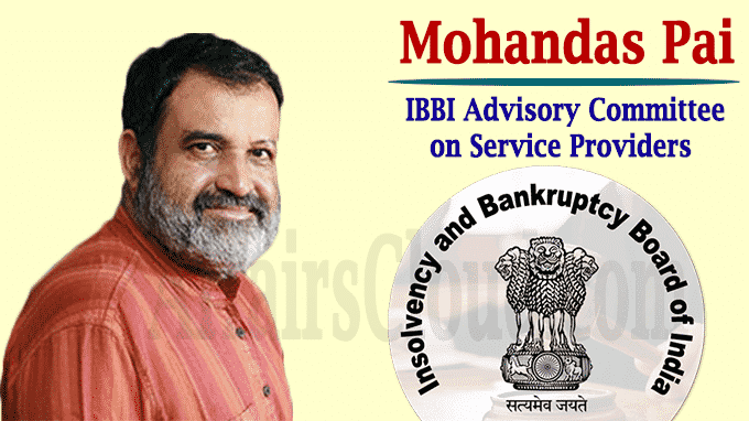 IBBI advisory committee on service providers