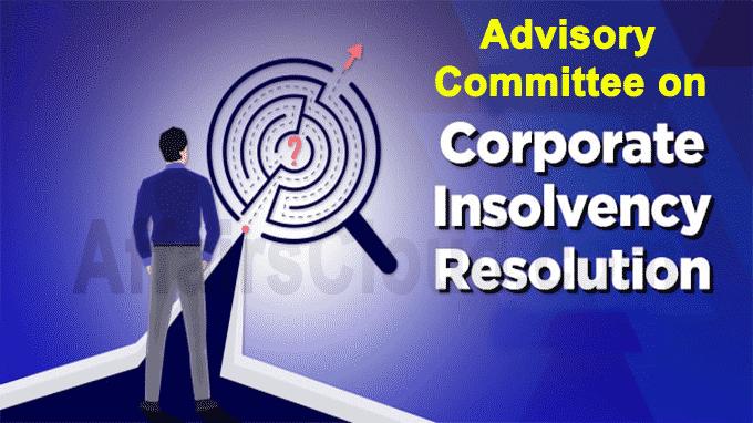 IBBI reconstitutes advisory panel