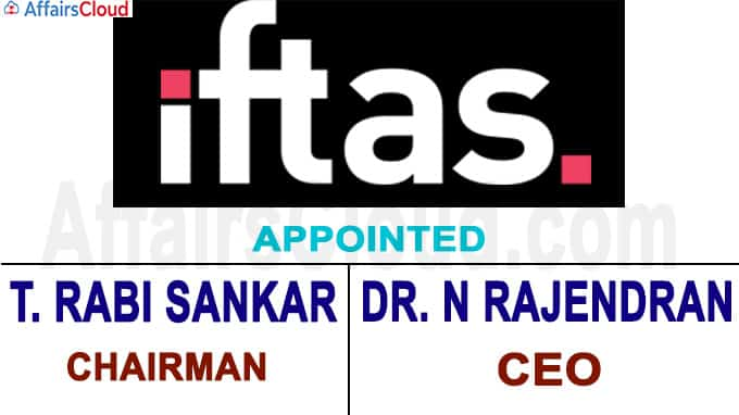 IFTAS Announces the Appointment