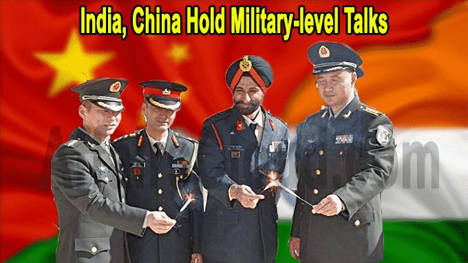 India, China hold military-level talks