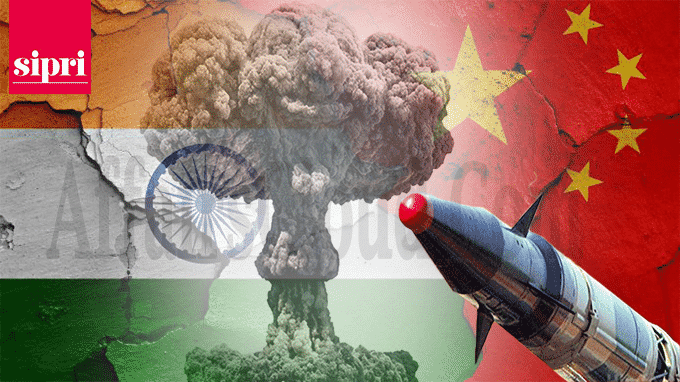 India, China increased nuclear weapons