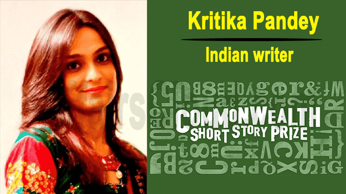 Indian writer Kritika Pandey wins regional award
