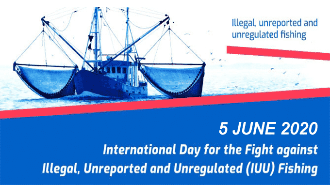 International Day for the Fight Against Illegal, Unreported and Unregulated Fishing 2020