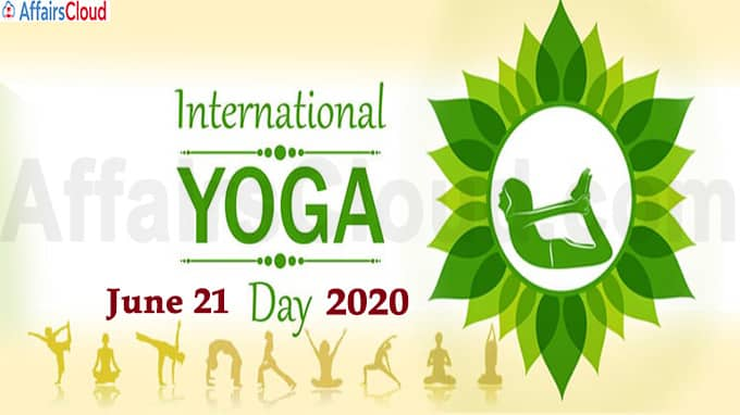International Yoga Day new