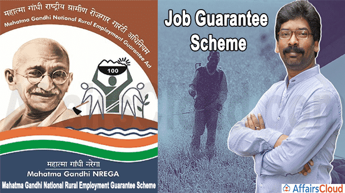 Jharkhand To Launch 100-Day Employment Scheme