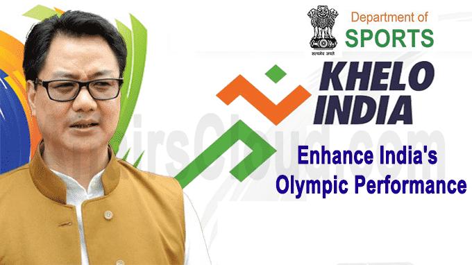 KHELO INDIA enhance India's Olympic performance