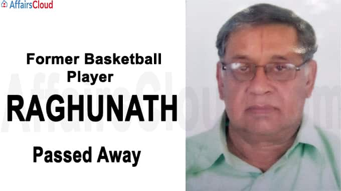 Karnataka basketball star Ragunath passes away
