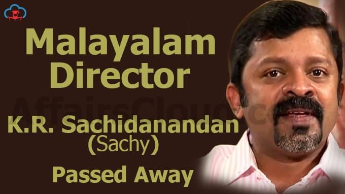 Malayalam-director-K