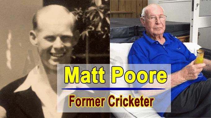 Matt Poore cricketer