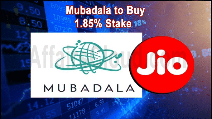 Mubadala to buy 1