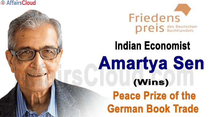 Peace Prize of the German Book Trade