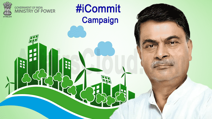 Power Minister launches the #iCommit initiative