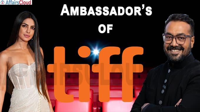 Priyanka Chopra, Anurag Kashyap named among ambassadors