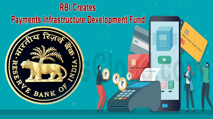 RBI creates Payments Infrastructure Development Fund