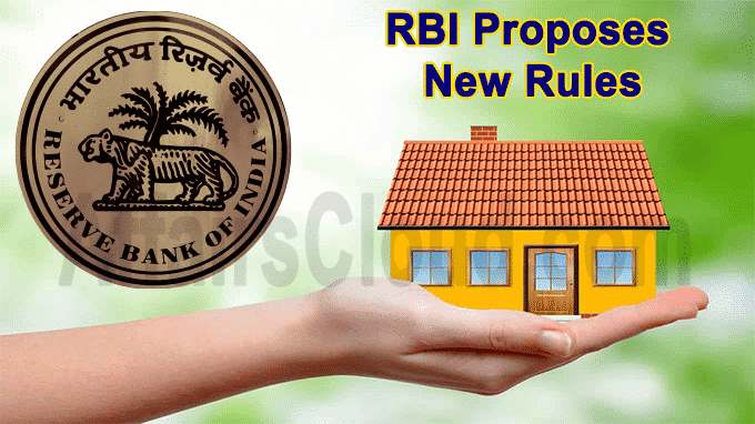 RBI proposes new rules