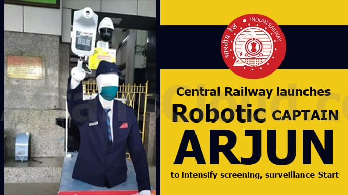 Railway-launches-Robotic-'CAPTAIN-ARJUN'