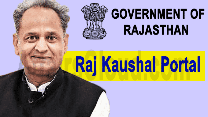 Rajasthan CM Gehlot launches Raj Kaushal Portal