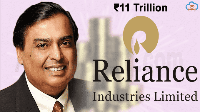 Reliance Industries becomes India's first firm to hit