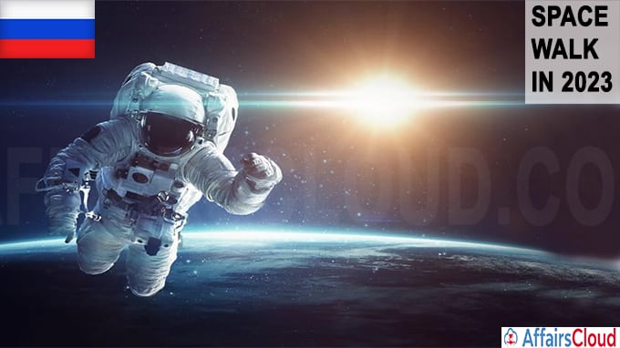 Russia Plans To Take First Tourists On Space Walk In 2023