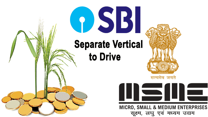 SBI separate vertical to drive