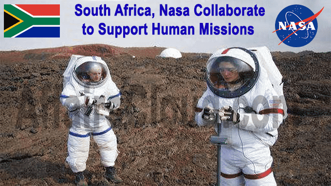 South Africa, Nasa collaborate to support human missions