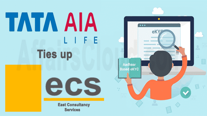 Tata AIA Life ties up with East Consultancy Services