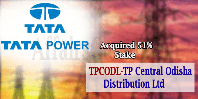 Tata Power completes 51% stake
