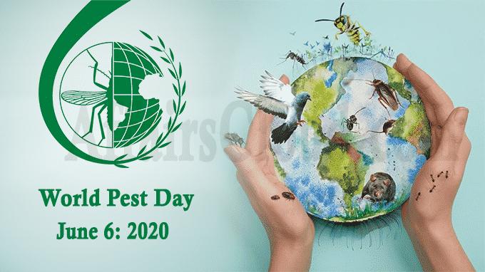 World Pest Day 2020