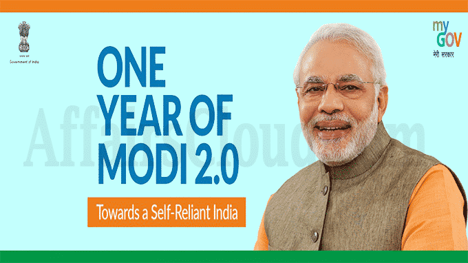 e-booklet on Modi govt 2