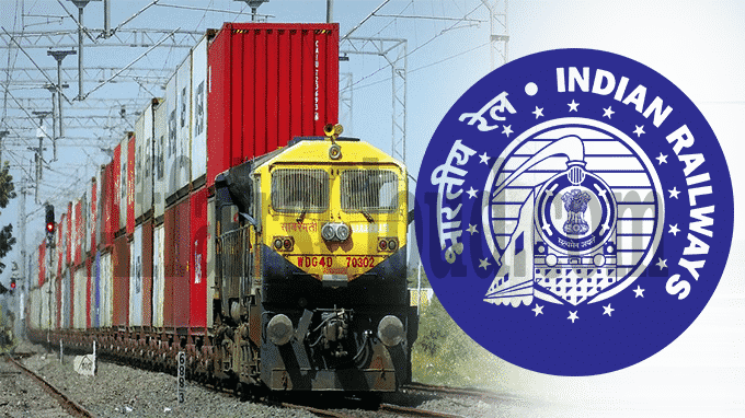 first railway to run double-stack container